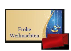 Firmen-Weihnachtsgrusskarten