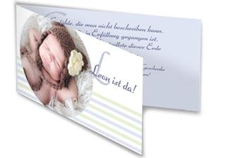 Geburtskarten 2