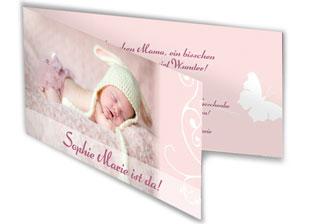 Geburtskarte 3