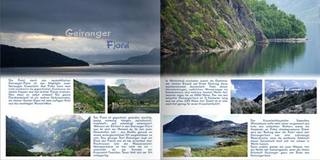 Norwegen-Reise