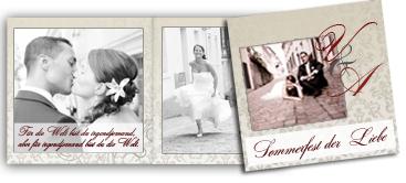 Fotobuch Beispiel Hochzeit