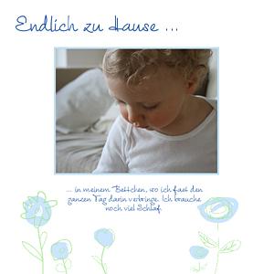Babybuch Junge