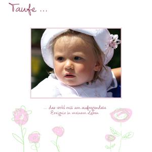 Babybuch Mädchen