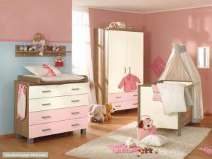 Babyzimmer-rosa