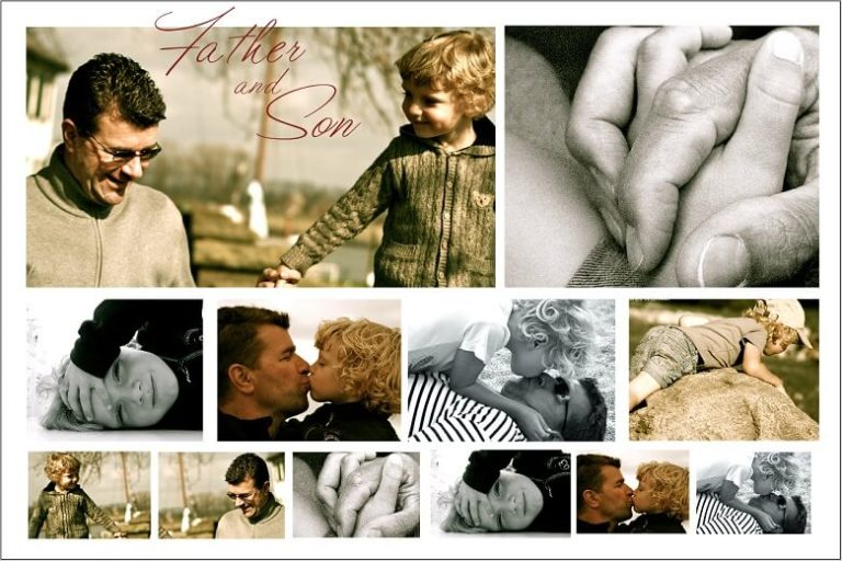 Collage_FatherSon1_780